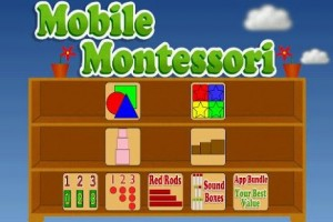 Mobile Montessori app