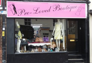 Pre-Loved Boutique