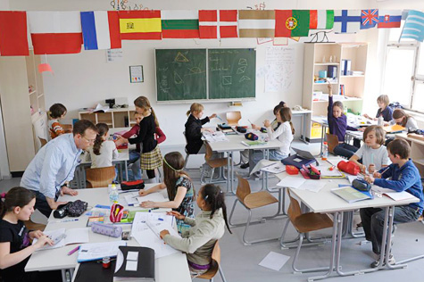 Montessori en Secundaria y los Beckham
