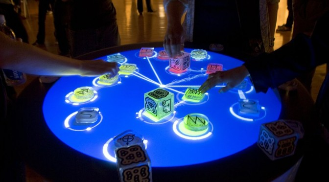 Montessori Reactable