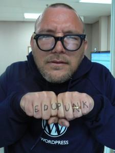 Jim Groom, el acuñador del término edupunk en 2008