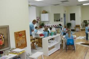 Ambiente de trabajo infantil